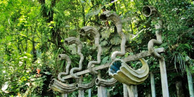 Esculturas de Las Pozas - Edward James