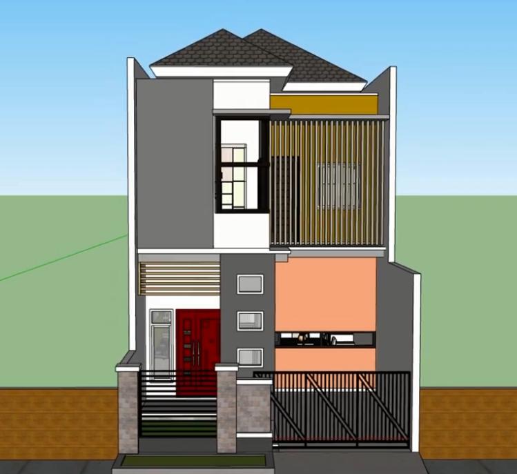 910 Gambar Ruang Rumah Minimalis Lantai 2 Terbaru