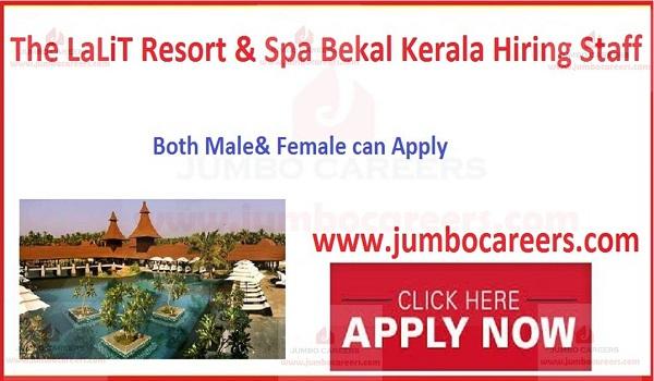 Kerala available job vacancies, New jobs in Kerala,