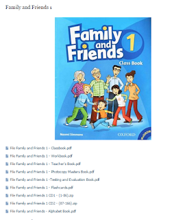 FAMILY AND FRIENDS OXFORD 1  CLASSBOOK, WORKBOOK, TEACHER'S BOOK,  PHOTOCOPY MASTER BOOK, TESTING AND EVALUATION BOOK, CDS
