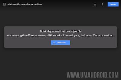 Download Windows 10 ISO Google Drive