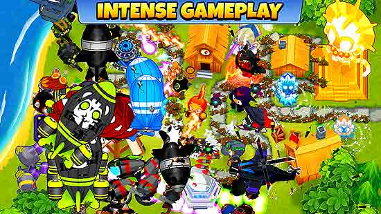 Bloons TD 6 Mod Apk For Android