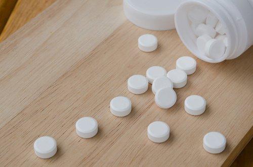 Masque de l'aspirine et de citron