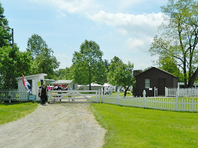 The Civil War Encampment Review - Burton, Ohio