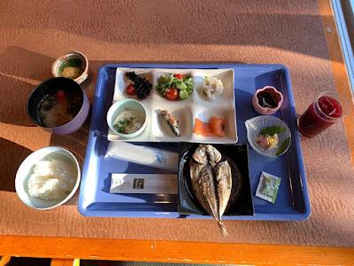季一遊 朝食