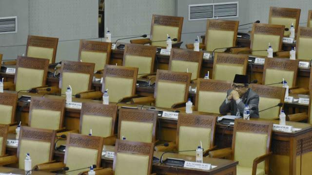 DPR Setujui 55 RUU untuk Prolegnas Prioritas 2019