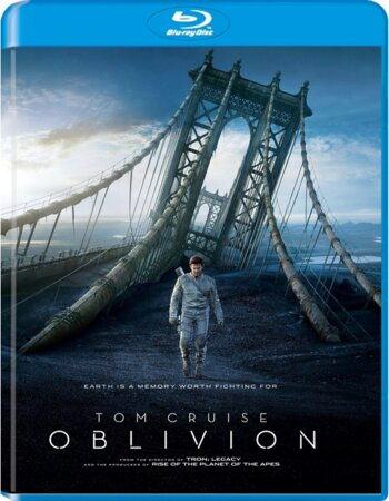 Oblivion (2013) Dual Audio Hindi 480p BluRay x264 400MB ESubs