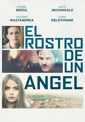 The Face Of An Angel 2014 DVD R1 NTSC Latino