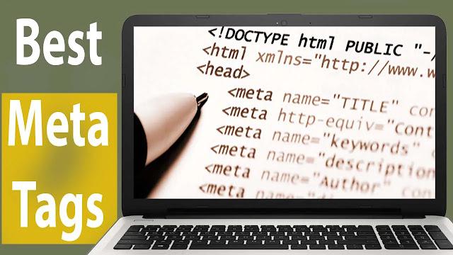 اقوى اكواد الميتا تاج Meta tags لتحسين في سيو المواقع