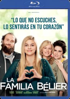 La Familia Bélier (2014) DVDRip Latino