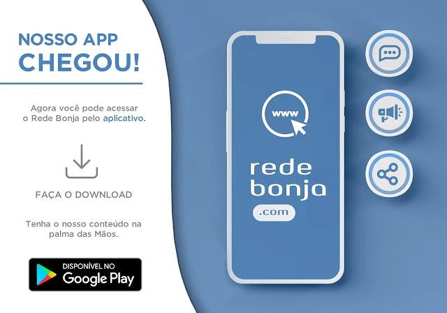 Aplicativo Rede Bonja disponível no Google Play para download