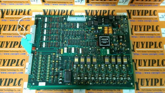 TAYLOR ABB 6004BZ10200E CONTROL MODULE CPU CARD