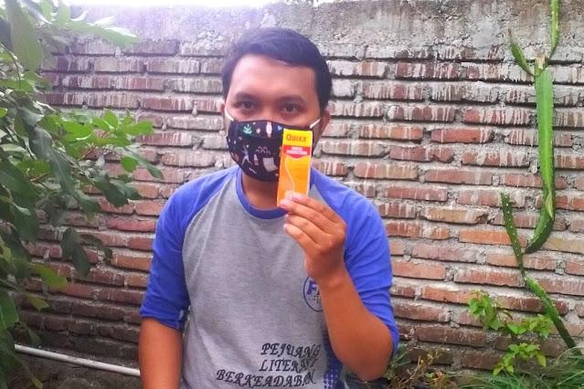 Nyaman Dengan Quixx Nasal Protection