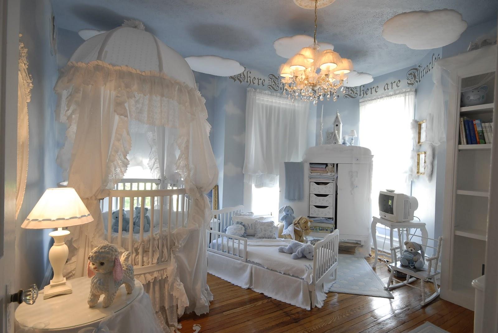 5 Unusual Nursery Designs   Interesting Creative Designs - Sleeping Beauty Nursery Theme