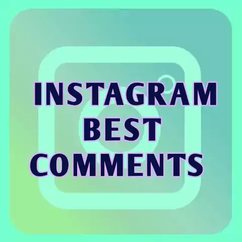 Best Comments for Instagram (2021 New Collection) - Trending Gyan