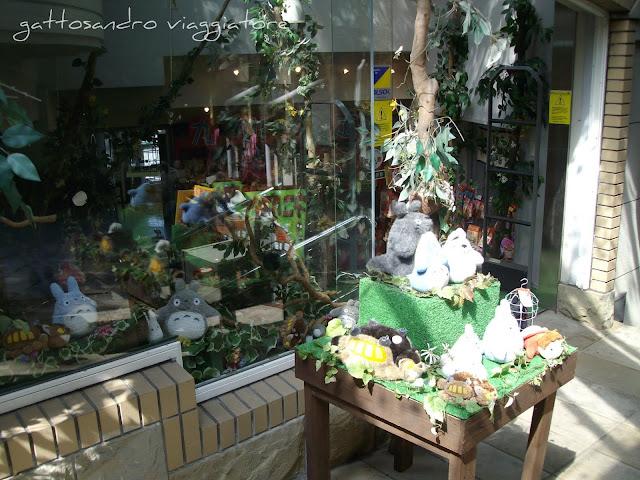 Studio Ghibli Shop Nagasaki