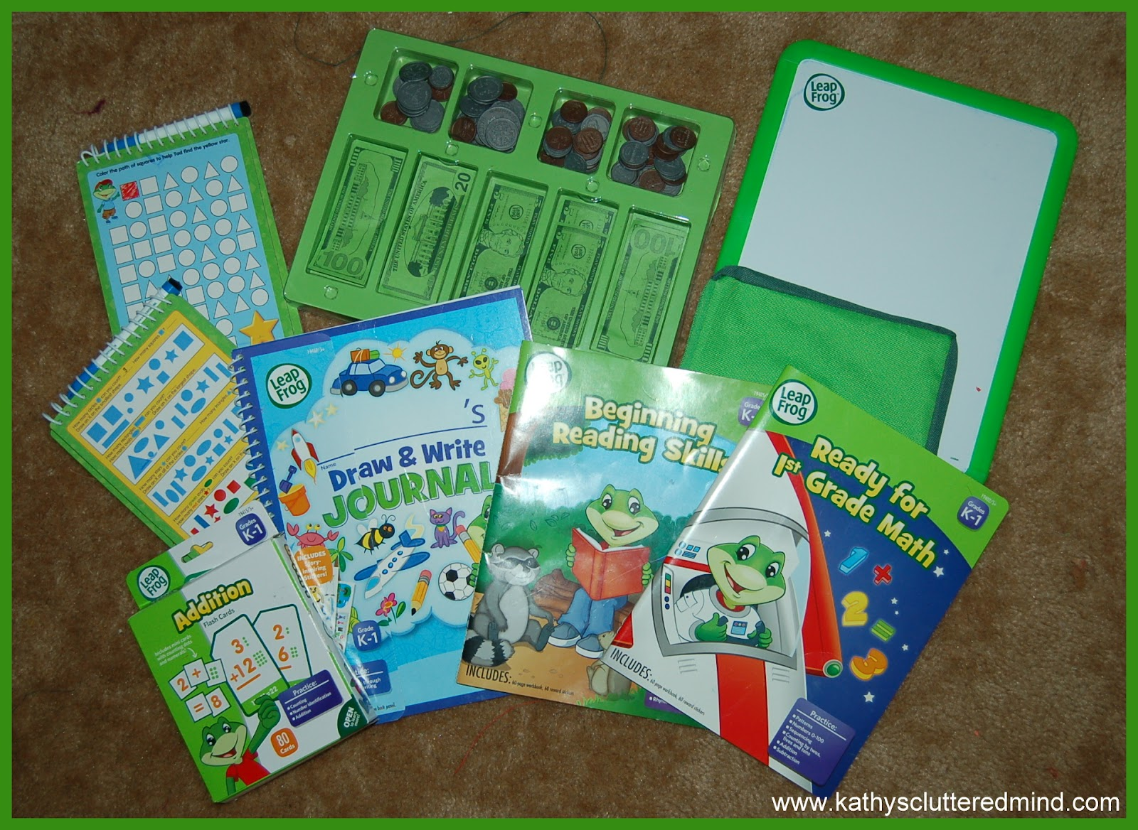 b5010f7c2bb0ae Kathys Cluttered Mind  Review NEW Line Of Educational Products From ...