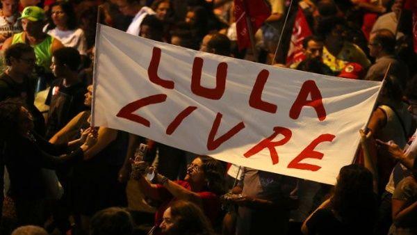 Carta de Lula da Silva: Cada día estoy más cerca de la libertad
