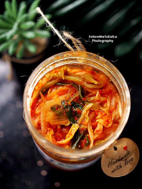 Homemade Kimchi From KIMCHI KIM
