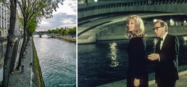 Filmes ambientados em Paris: Todos Dizem Eu Te Amo