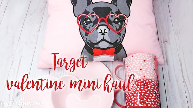 Target (mini) Valentine's Day Haul