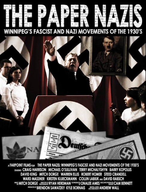 Nazi Canada Winnipeg Mennonite history immigration politics collaboration
