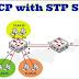 LACP with STP Sim