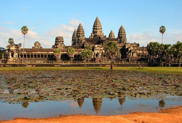 Angkor Wat - Quần thể đền được UNESCO công nhận là kỳ quan Thế Giới
