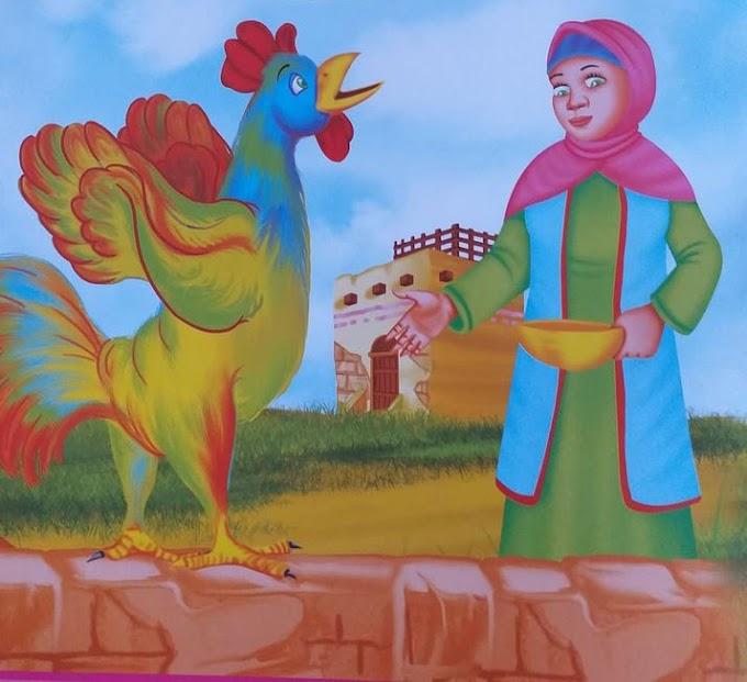قصة ديك البراري The Prairie Rooster Story