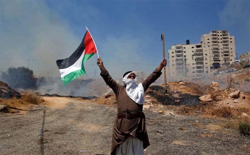 mengapa palestina luncurkan roket