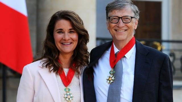 Bill Gates වයස 65 දී දික්කසාද වෙයි!
