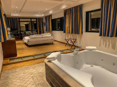 Bellavista Club hotel suite room in Gallipoli