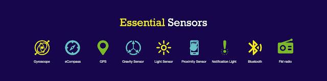lenovo a7000 essential sensors