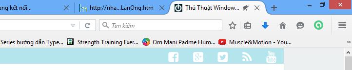 Hai tính năng mới trong Firefox mà mình cực thích
