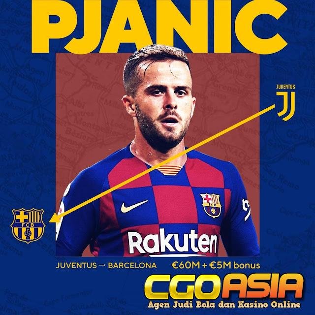 Juventus dan Barcelona saling tukar pemain tengah - Rumahsport.com