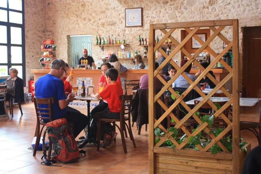 Casalot restaurant in Santes Creus