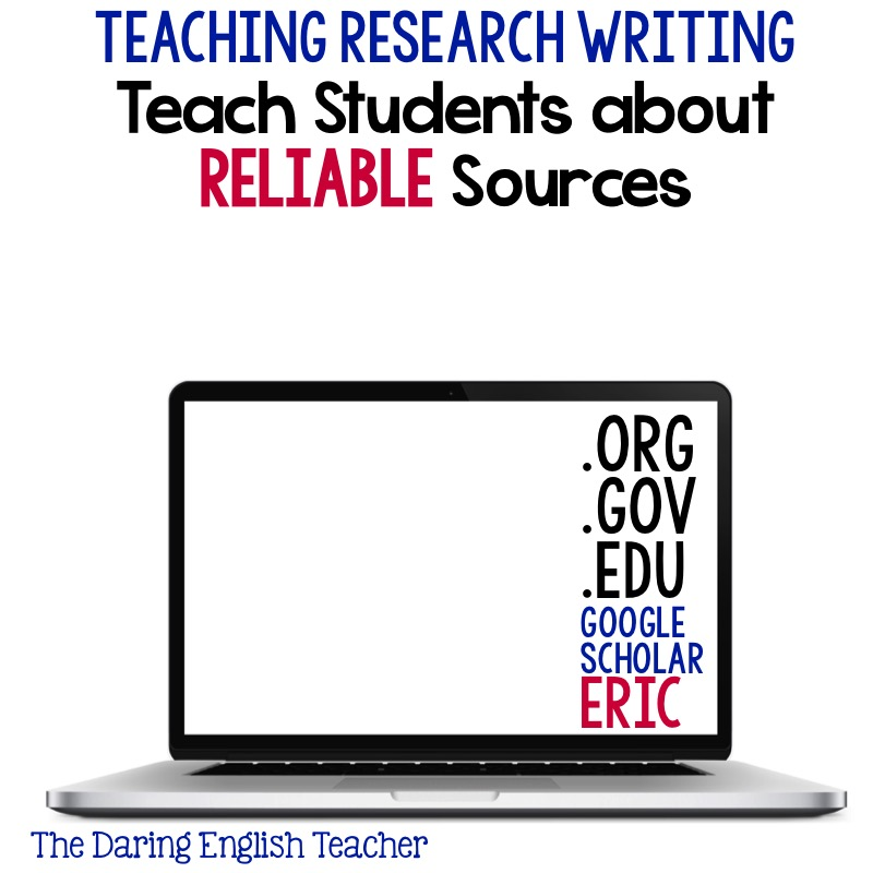 teaching writing research paper Teach your students how to select and narrow down a topic for a research paper this advice is helpful for students of all ages.