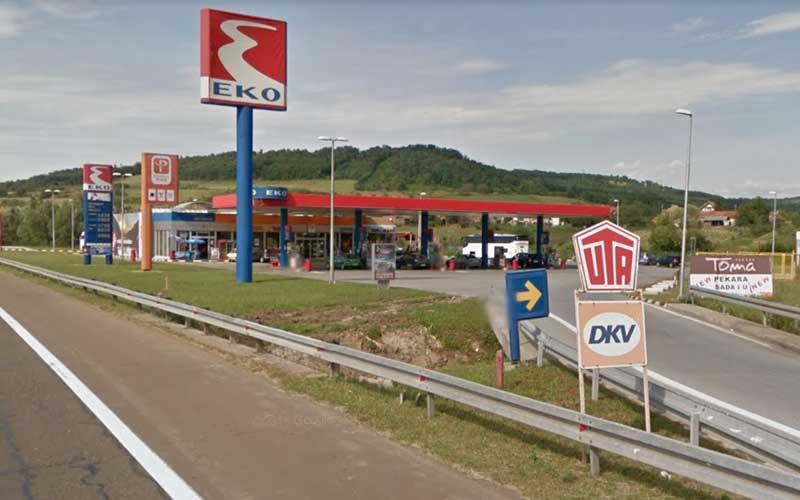 Eko Petrol Vrcin (Belgrad Yönü)