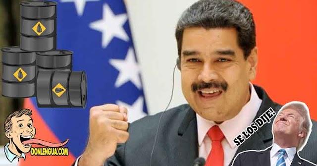 CONFIRMADO | Biden se prepara para quitarle las sanciones a Maduro y venderle gasolina