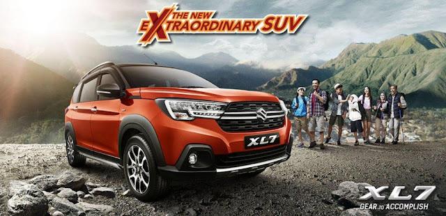 Harga dan Spesifikasi Suzuki XL7 2020,Resmi Meluncur SUV Terbaru