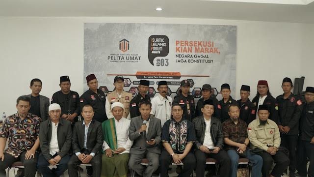 Sikapi Penzaliman terhadap Habib Rizieq, Advokat Muslim Indonesia Keluarkan Pernyataan Bersama