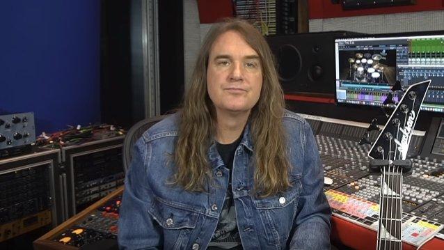 Megadeth - David Ellefson afirma que a sua banda deve tudo aos Metallica