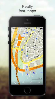 تطبيق MAPS.ME لتحميل عدد كبير من الخرائط وعرض المواقع من غير اتصال بالنت – مجاني ورائع,