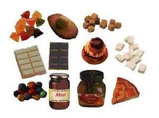 Consommez le moins possible les produits sucrés
