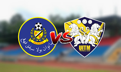 Live Streaming Pahang vs UITM FC Friendly Match 29.1.2020