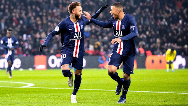 Paris Saint Germain vs Nantes Highlights