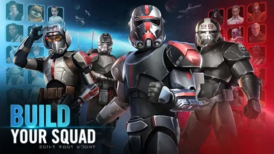 Star Wars™ Galaxy of Heroes Screenshot