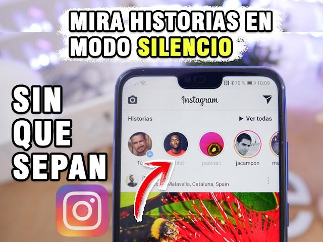 Cómo ver una historia de Instagram sin que la otra persona lo sepa