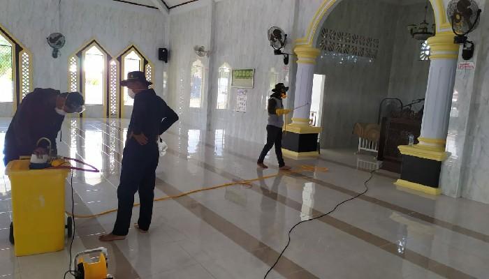 Setelah Fasilitas Umum, Dinkes Sinjai Sasar Masjid