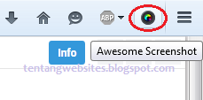 Cara Screenshot Seluruh laman